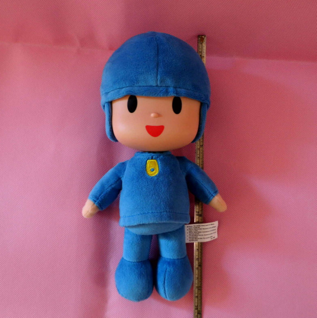 POCOYO Prince soft plush Little Toy