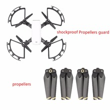 Drone Accessories Kits for DJI Spark Bag Case Propeller Guard Fixer Camera Lens Cover Film Controller Strap Holder Landing Gear