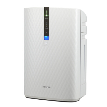 SHARP KC-W200SW1 Air Purifier In Addition To Haze PM2.5 Formaldehyde Net Ion Group Sterilization Humidification Air Filter sharp kc f31r