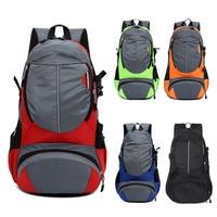 Unisex Fashion Men Women Nylon Rucksack Shoulder Travel Bags Hiking Camping Trekking Sport Backpack Laptop Climbing