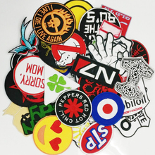 Aanywell patch 24PC MIXED RANDOM Iron On Patches DIY Garment