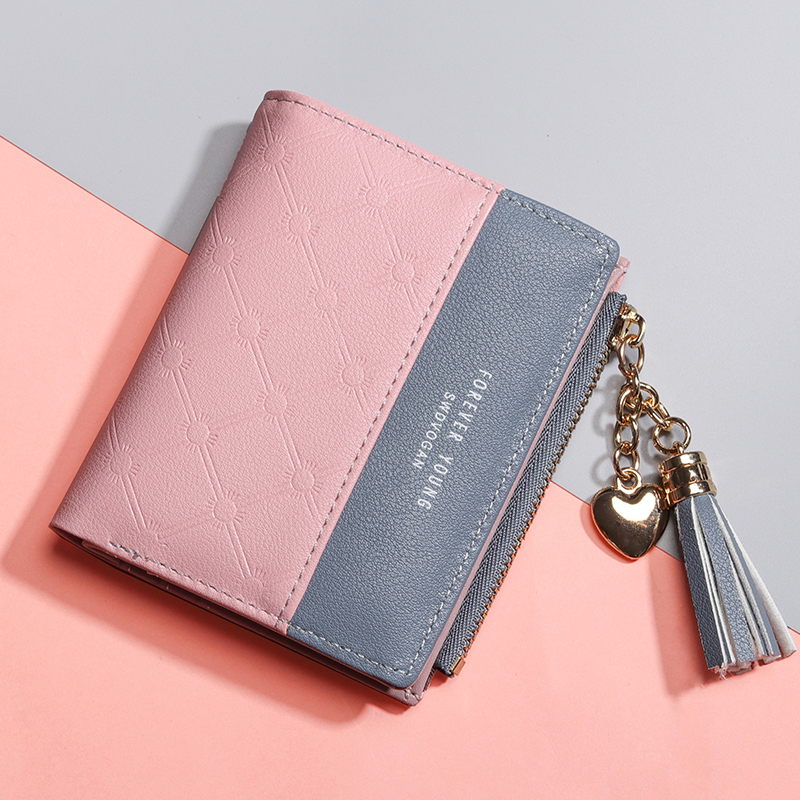 2018 small wallet women for coins cute wallet