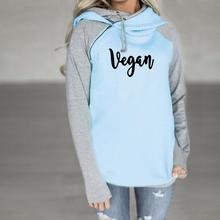 Beautiful VEGAN women's hoodie
