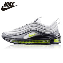 Nike WMNS Air Max 97 Neon Men s Running Shoes Wear-resistant Shock  Absorption 9577cfa35