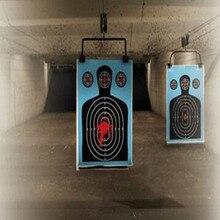 Silhouette | Reactive Target Shooting Splatter Cells Air Rifle, Pistol, Shot gun, Tomahawk