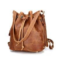 Для женщин рюкзак кожаная замшевая кожаная сумка