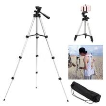 100cm Mini Portable Tripod Bracket 360 Horizontal Telescopic Camera Stand Flexible Phone Holder For Gopro DSLR