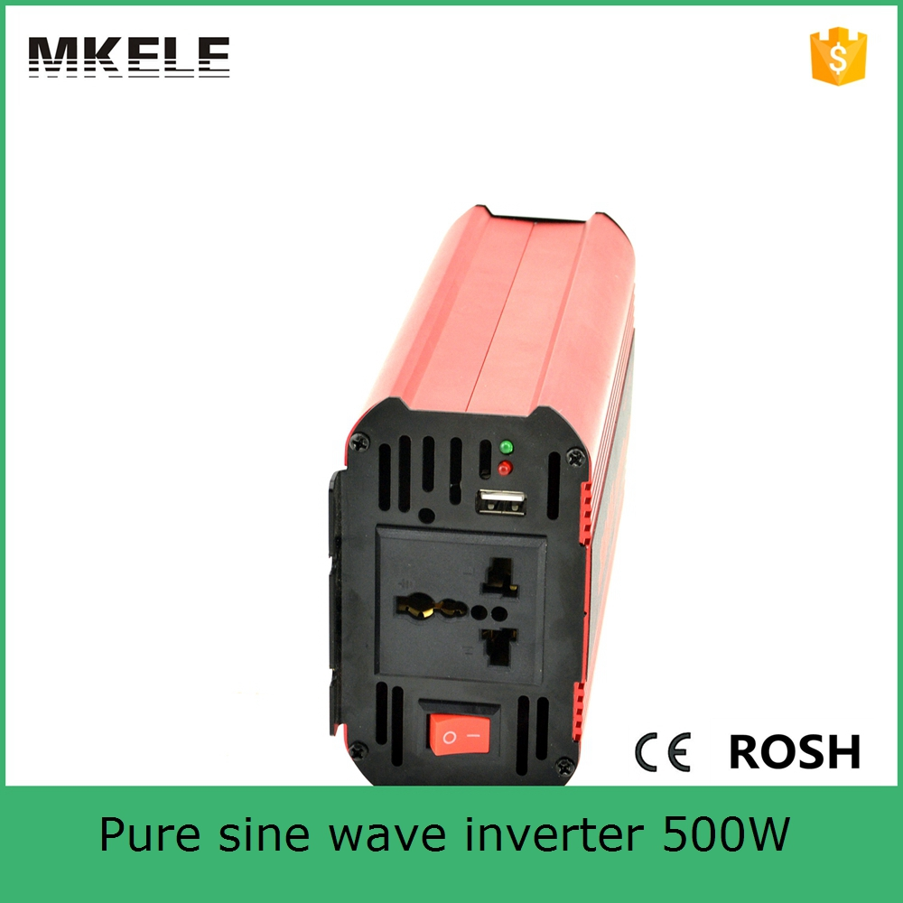 ФОТО MKP500-481R high quality off grid 500 watt inverter dc to ac stackable inverter pure sine wave 48vdc 110vac for home use