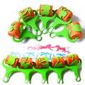16 cm EVA Esponja Rodillo De Pincel de Dibujo Para Niños Animal niños Vivero de Graffiti Pintura Rodillo De Pintura de Arte Y Artesanía Brusher