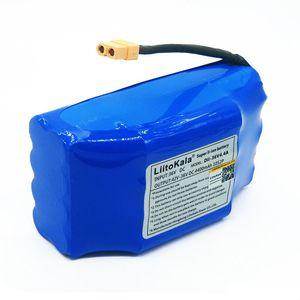 Image 5 - NEUE 36 V lithium ionen akku 4400 mah 4.4AH lithium ionen zelle für elektrische selbst balance roller hoverboard einrad
