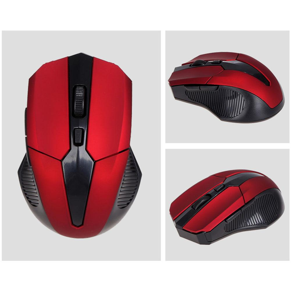 Image 3 - 2.4GHz Mini Wireless Gaming Mouse 1600DPI Wireless Optical Mouse Mice + USB 2.0 Receiver For Notebook Laptop Desktop PC MacBook-in Mice from Computer & Office