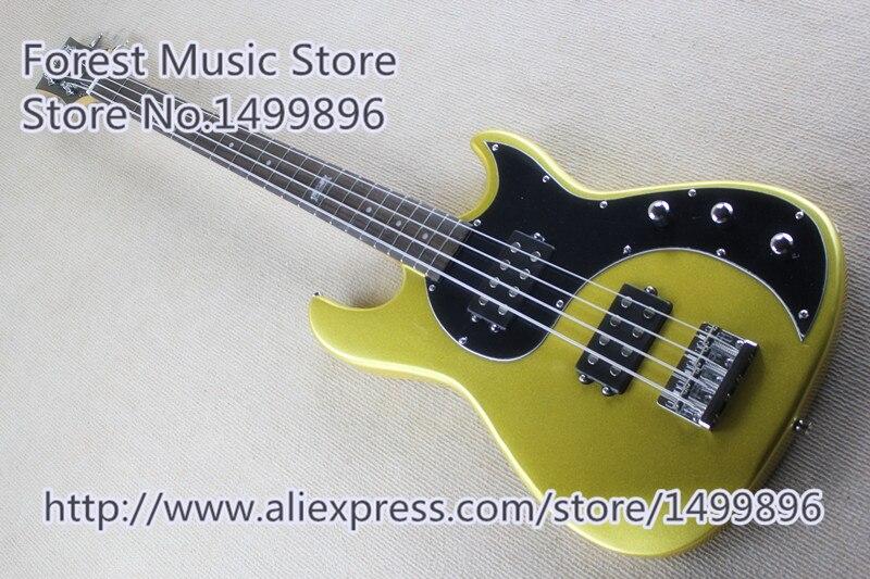 Nouveauté chine G 120th anniversaire EB 4 cordes basse guitare électrique gaucher disponible
