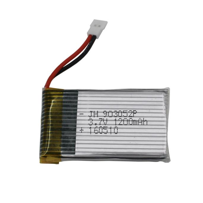 Upgrade 3.7V 1200MAH Battery For Syma X5 X5C X5SC X5SW-1 X5SW Helicopter Accessories Replacement  Drop Shipping Drop Shipping