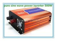 500W Pure sine wave inverter 110/220V 12/24VDC, CE & ROHS certificate, PV Solar Inverter, Power inverter, Car Inverter Converter