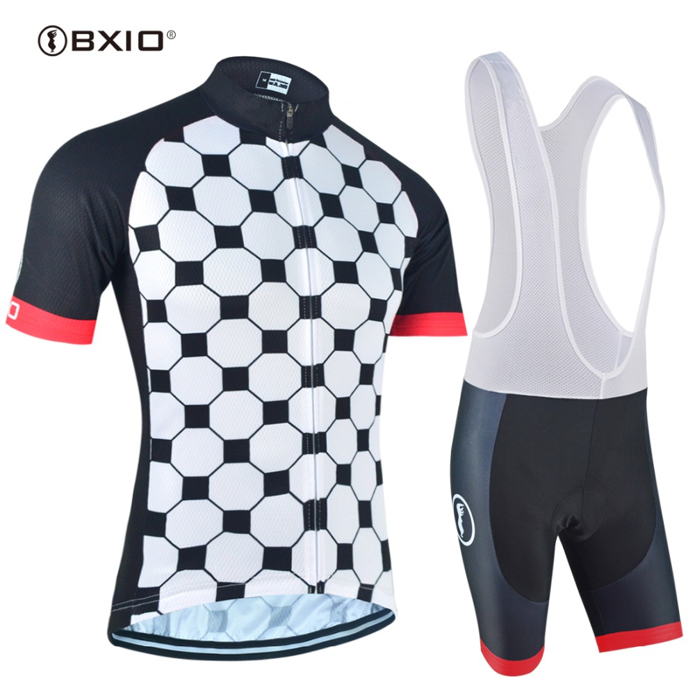 BXIO Cycling Jersey Summer Team Short Sleeves Cycling Set Bike Clothing Ropa Ciclismo Cycling Clothing Sports Suit BX-0209H153