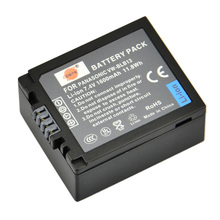 DSTE DMW-BLB13E BLB13E Аккумулятор для Panasonic Lumix DMC-G1 G1 зеркальные фотокамеры