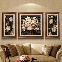 5D Diy Diamond Painting Cross Stitch Lily Flowers Diamond Embroidery Triple Painting Diamond Mosaic Pictures Needlework