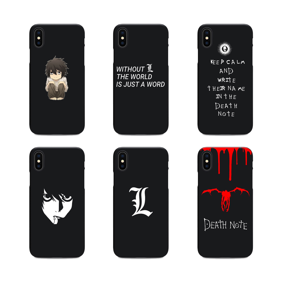 cover iphone 4 death note
