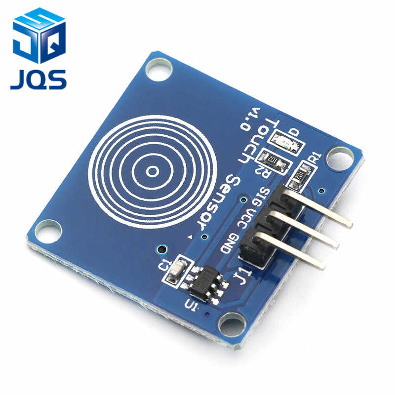 TTP223B 1 channel Jog digital touch sensor capacitive touch touch switch modules Accessories