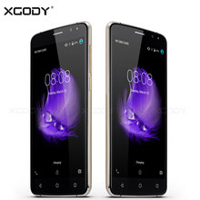 XGODY 3G Smartphone 6.0 inch Quad Core 512MB RAM+8GB ROM Support GPS WiFi 5MP Y17 Telefone Celular 3G Touch Android Phones