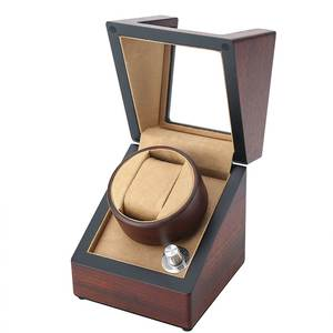TEVISE 2018 TANG Single High Quanlity Winder Watch Box