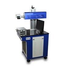 CO2 лазерная маркировочная машина, деревянный лазерная маркировочная машина деревянный лазерный принтер CO2 Тип 20 Вт Многофункциональный Портативный лазерный принтер