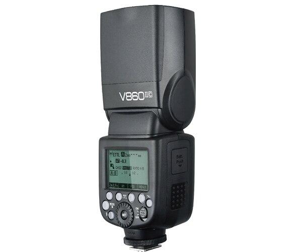 Godox V860II C V860II E TTL Recycling Speedlite Flash For Canon 760D 750D 80D 77D 70D