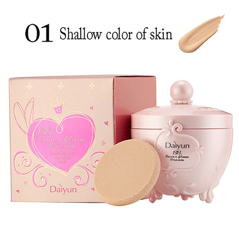 Hot Moisturizer Oil-control Whitening BB Cream Cover Face Protector Foundation Makeup BB Cream Concealer Primer Cream A9