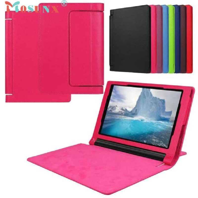 #AE PU Leather Case Stand Cover For 8inch Lenovo Yoga Tablet 3 850F Tablet DEC 26