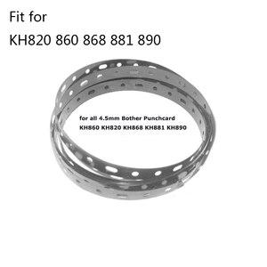 Nova correia dentada peça de reposição para irmão máquina tricô kh830 kh860 kh864 kh868 881 kh890 tricô acessórios da ferramenta