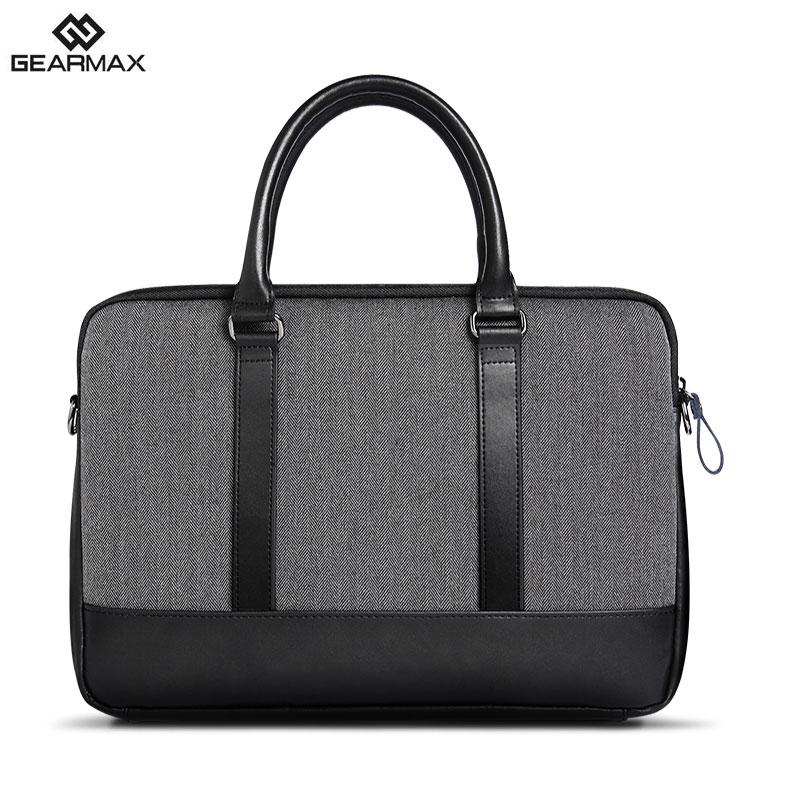 GEARMAX 13 Pulgadas Laptop Messenger Bag para MacBook 13 15 Bolsas - Accesorios para laptop - foto 2