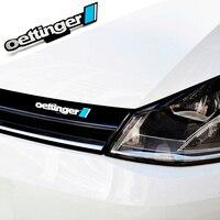 Oettinger Flag Grille Rear Emblem Badge For Volkswagen MK6 MK7 GOLF GTI CC Jetta SCIROCCO POLO