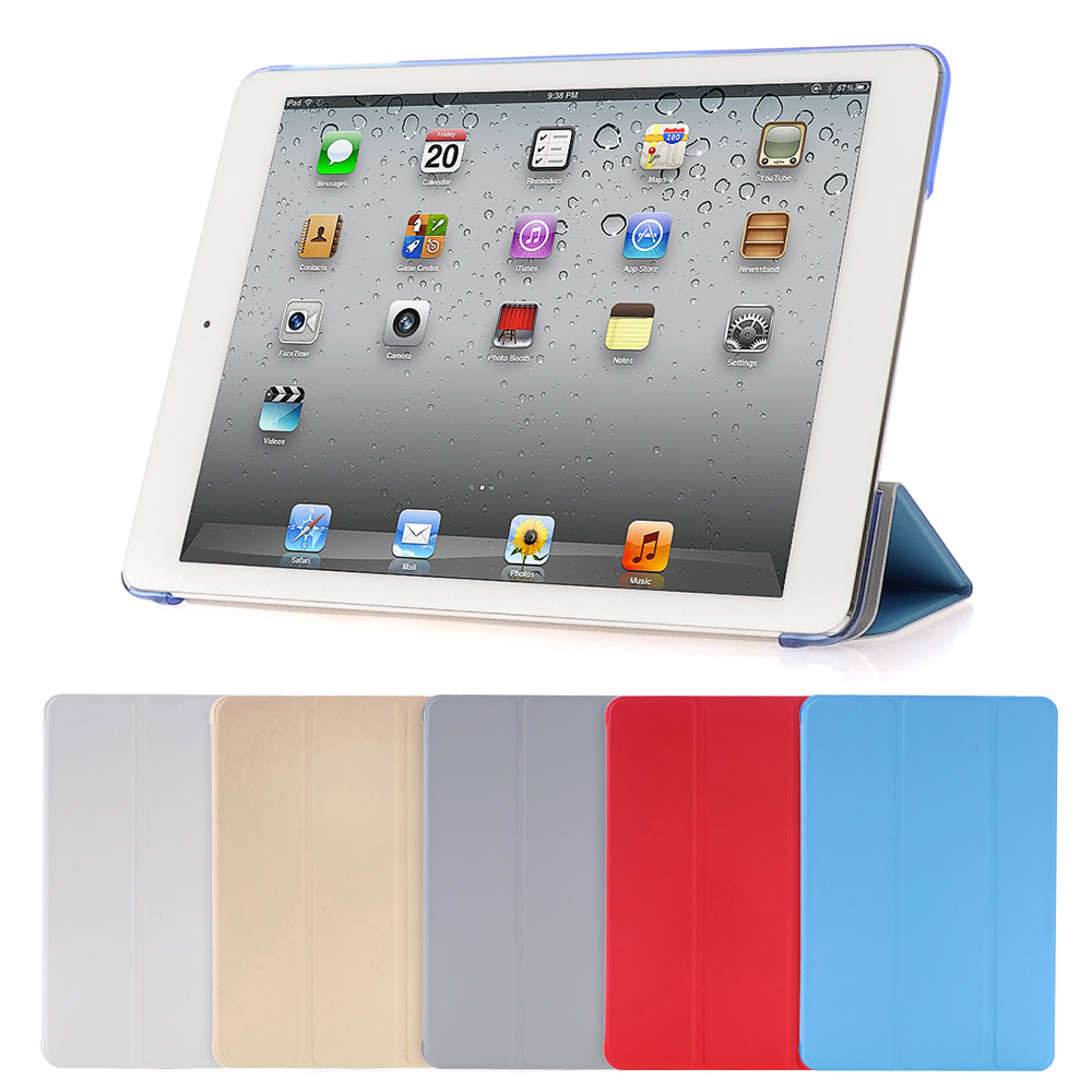 New Universal 3 Fold Smart Cover with Auto Sleep for IPad Air/Pro 10.5 6