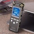 W990A NiNTAUS Mini 16 GB HD pen digital máquina de voz profissional reunião de música mp3 player micro gravador de áudio de gravação de som