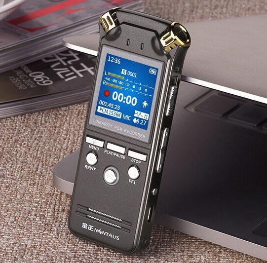 W990A NiNTAUS Mini 16GB HD pen machine digital professional voice music meeting mp3 player recorder micro audio sound recording