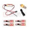 KINGKONG 12A BLHeli OPTO ESC Speed Controller + UBEC+ Modulator+ESC Extended wire For Multicopter