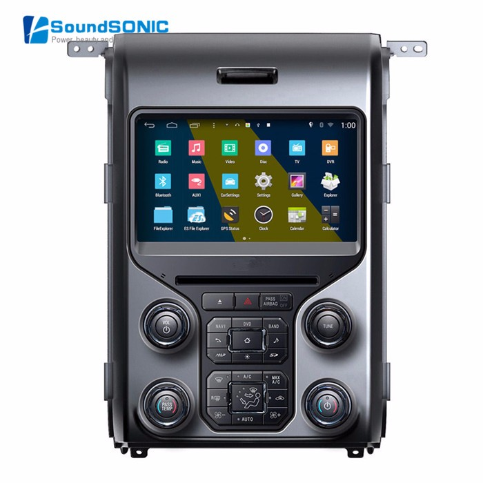 for ford f150 raptor 2013 2014 2015 android 4 4 autoradio