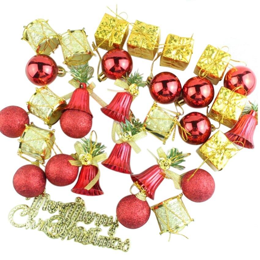 Clip de lujo con doble árbol de Navidad arco Tartán Oro Diamante Topper