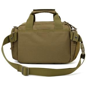 Image 2 - Naturebell nz20 New 6L Outdoor Bag Multi function Pocket Men Shoulder Slung Handbag Camouflage Tactical Storage Handbag