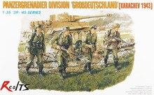 RealTS DRAGON 6124 1 35 German Gebirgsjager Caucasus 1942