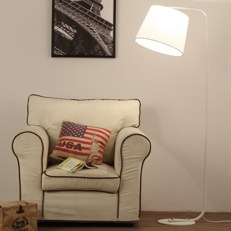 A1 скандинавском модные креативные теплые спальни ночники торшер железа простой современный личность кабинет пол FG833