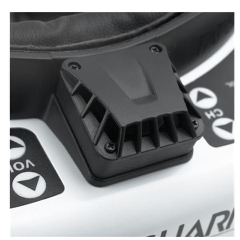 Fatrequin dominateur HDO 4:3 OLED affichage FPV lunettes vidéo 960x720 pour Drone RC - 5