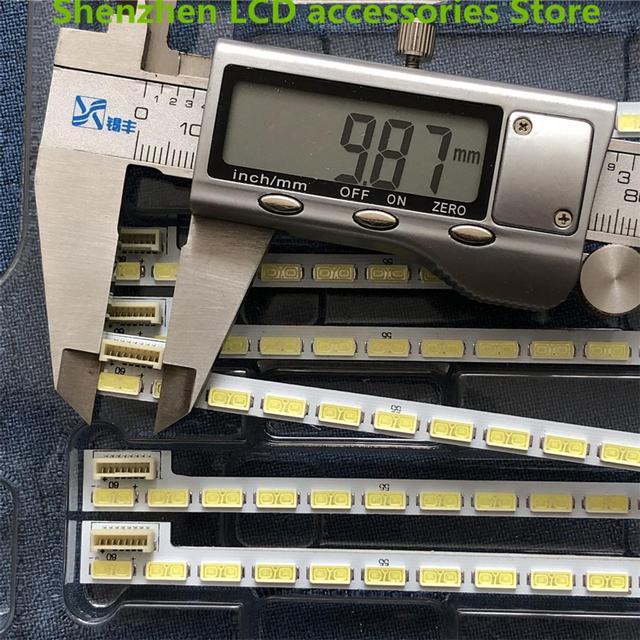 สำหรับ LG Innotek 42 นิ้ว 7030PKG 60ea Rev0.2 LCD TV Strip Light 60LED 530 มม.100% ใหม่