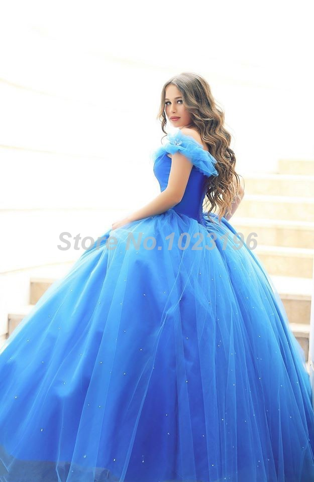 Online Buy Wholesale cinderella prom dress from China cinderella ...