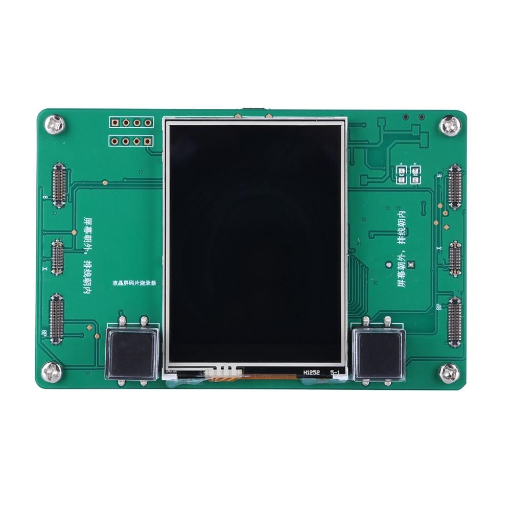 все цены на LCD Screen EEPROM Photosensitive Data Reading Writing Programmer Box For iPhone 8 8P X Screen Code Files Programming Device онлайн