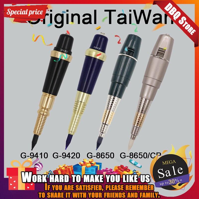 Alta Qualidade Original Taiwan Gigante Sol Máquina de Tatuagem Permanente Maquiagem Máquina para Sobrancelha G8650 G-9410 G-8650 G-9740 arma tatuagem