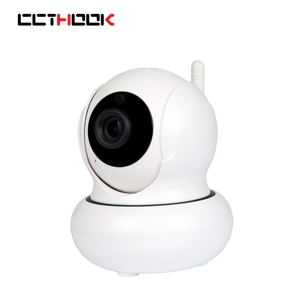 CCTHOOK 2.0MP 1080P IP Camera WiFi CCTV Video Surveillance Security Camera Pan/Tilt Two Way Audio Night Vision 1080P Full HD hd 1080p pan