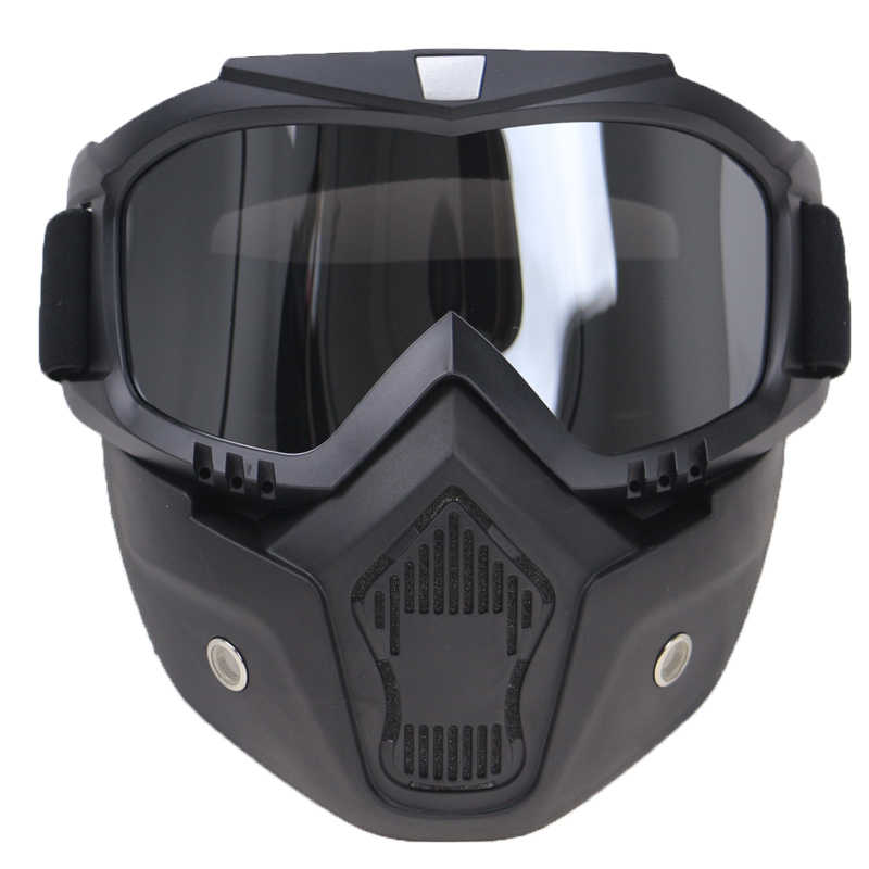 Профессиональный Ретро мотоциклетный шлем, маска, винтажная маска, открытый шлем, кросс шлем, очки, 5 цветов, доступны CE, одобрено