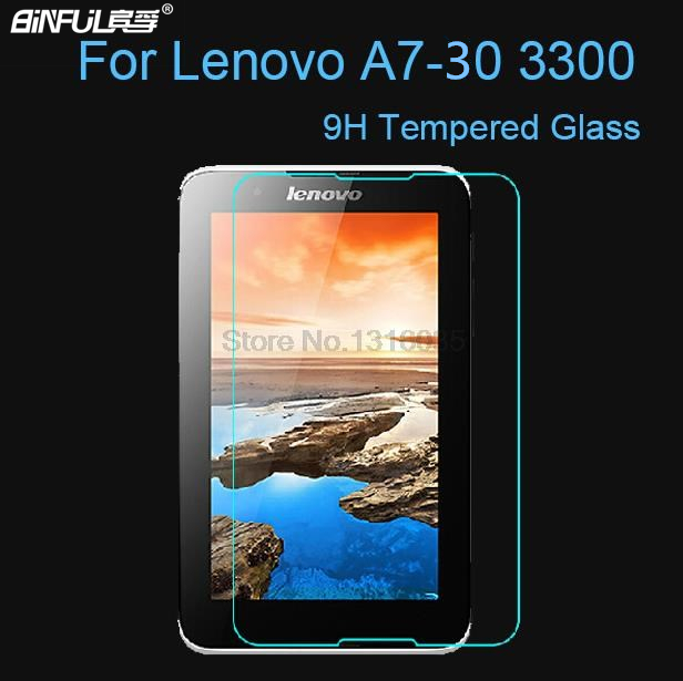 Lenovo A7-30 A3300 7 Inch Tablet Ekran Qoruyucu üçün BINFUL - Planşet aksesuarları - Fotoqrafiya 1