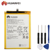 цена на Original Replacement Battery HB3872A5ECW For Huawei Honor Note8 Note 8 EDI-AL10 Authentic Phone Battery 4500mAh